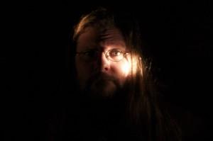 Jerry Seeger self-portrait