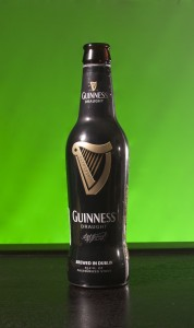 guinness on green