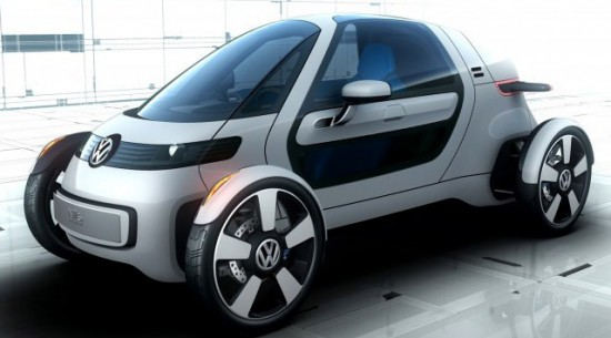 Volkswagon electric concept