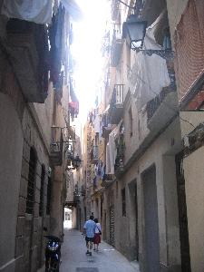 Wandering in barcelona