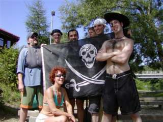 Seven Deadly Pirates